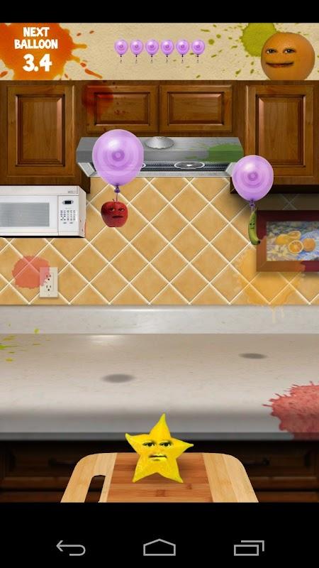 naranja molesta: carnicería apk 1.5.1 gratis - juegos de arcade para ...