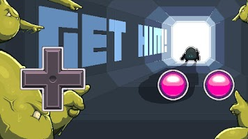 Screenshot of Nitrome Touchy
