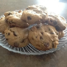 Splenda Blend -- Chocolate Chip Cookies