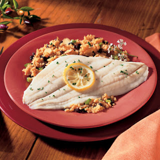 Lemon Butter Fish Bake
