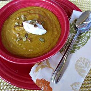 Split Pea Pumpkin Soup Recipes