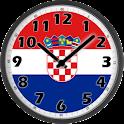 Croatia Clock icon