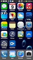 Screenshot of 8 Launcher