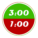 JET Interval Timer (no ads) icon