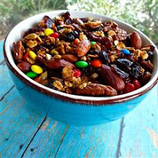 Tasty Maple Trail Mix