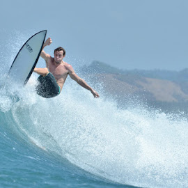 Jhony Blue by Adhy Toterz - Sports & Fitness Surfing ( #surf #lombok #indonesia )