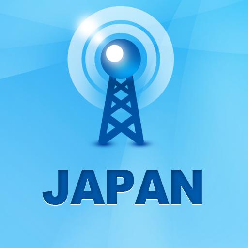 tfsRadio Japan ラジオ LOGO-APP點子