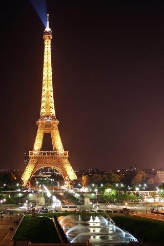 【免費娛樂App】Eiffel Tower fireworks-APP點子