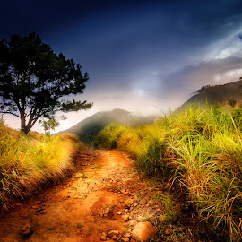 by Francis Cayetano - Landscapes Mountains & Hills (  )