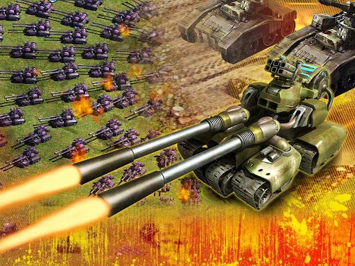 Red Warfare: Lets Fire! - screenshot