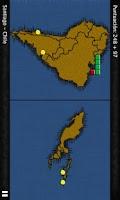 Screenshot of GeoSnake: Latin America