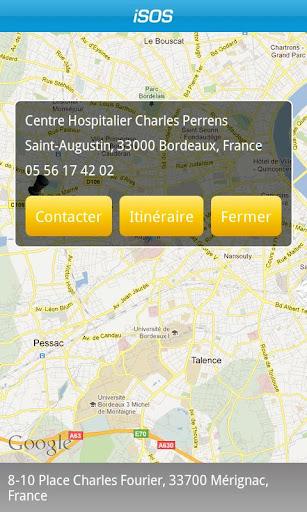 玩免費醫療APP|下載iSOS : En cas d'urgence app不用錢|硬是要APP