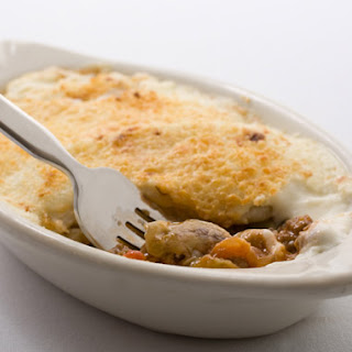 Lamb and Eggplant Moussaka