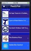 Screenshot of Cape Cod Challenge Cup