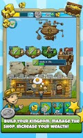 Screenshot of Cloud Castle: Build Kingdoms