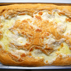 Bread Baking: Soft, Cheesy 'Focaccia'