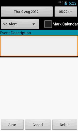 【免費生產應用App】India Calendar 2014-APP點子