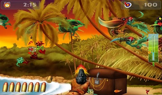 Halloween Birds (english) - screenshot