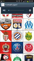 Screenshot of Football Ligue 1