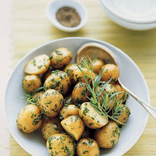 Summer Herb Potato Salad