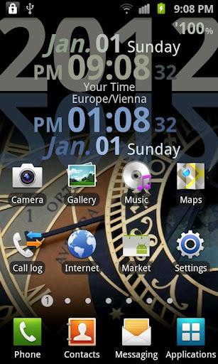 세계 시계 라이브 Duo|玩工具App免費|玩APPs