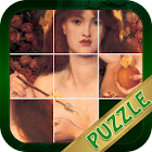Classical Nude Sliding Puzzle icon