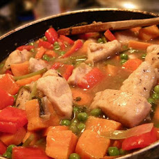 Sweet & Smoky Chicken Stew (Ww Core Friendly)