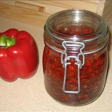 Red or Green Pepper Jelly