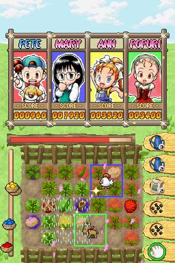 Puzzle de Harvest Moon