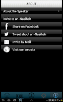 Screenshot of an-Nasihah
