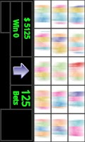 Screenshot of A8 Slot Machine Butterfly