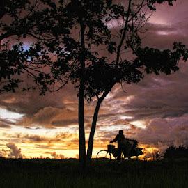 by Ismanto Lungsi - Landscapes Sunsets & Sunrises