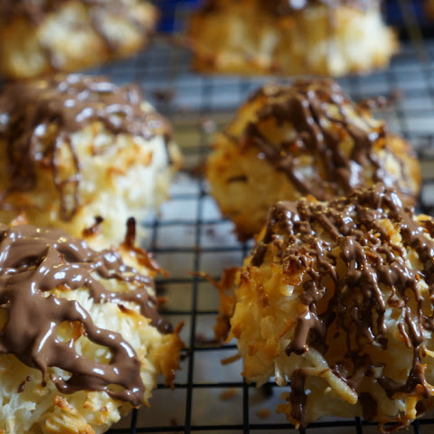 2 or 3 Ingredient Coconut Macaroons