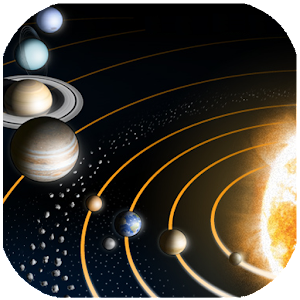 Kids Science Planets Space