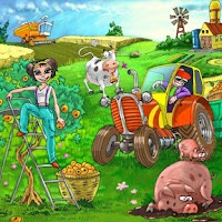 Screenshot of Kids Jigsaw Puzzles