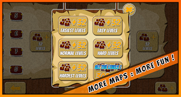 Screenshot of Treasure Maps