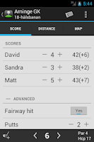 Screenshot of myCaddie (FREE) - Golf GPS