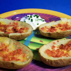 Potato Skins... T. G. I. Friday's Potato Skins