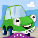 Carry, the speedy car icon