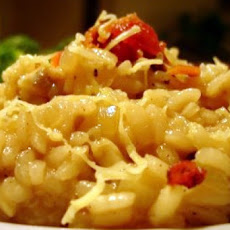 Bacon Risotto