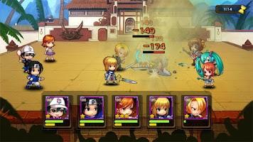 Screenshot of Ninja VS Pirate