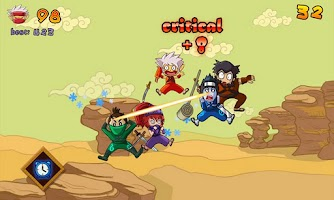 Screenshot of Ninja Girl