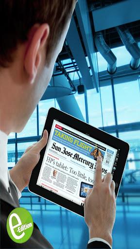 San Jose Mercury News eEdition
