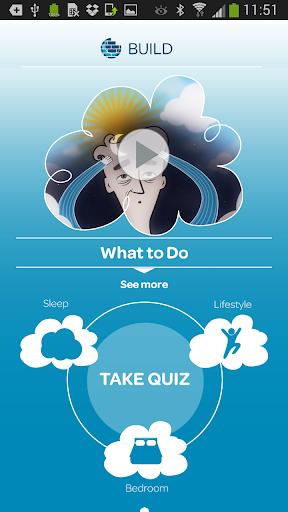 The Sleep School - screenshot