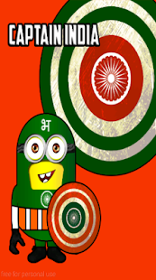 Minion Captain India - screenshot