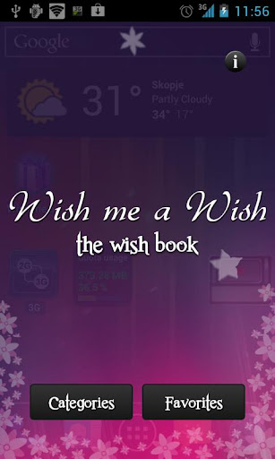 Wish me a Wish