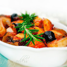 Roasted Sicilian Potatoes