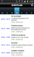 Screenshot of JONNY M. Fitness Clubs