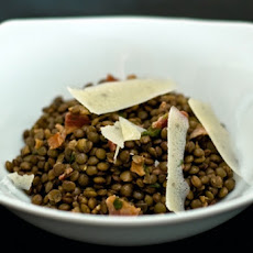 French Puy Lentil Salad