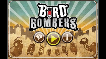 Screenshot of Bird Bombers